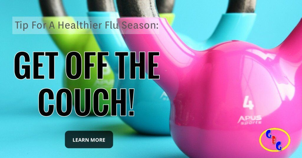 tips for a healthier flu season exercise